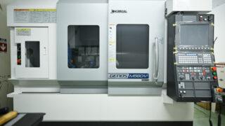マシニングセンタ_オークマGENOS M560-V